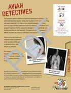 Avian Detectives