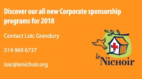 2018 Corporate Sponsorship programs