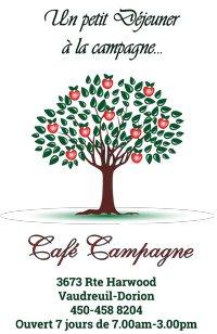 Café campagne