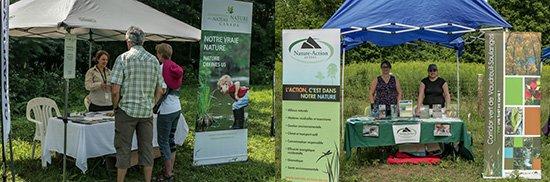 Conservation de la nature Canada et Nature Action Québec