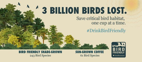 Drink Bird Friendly